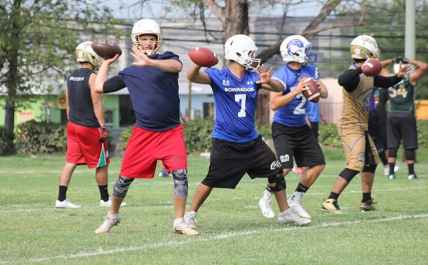 Los quarterbacks con mayor intensidad en su trabajo
