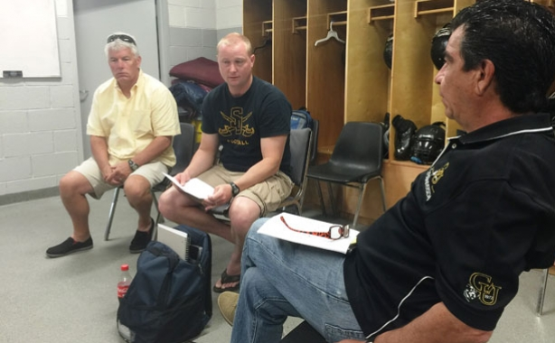 Coaches de la Southwestern University de Texas visitaron el CETYS Tijuana
