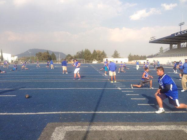 Toluca mantiene la intensidad en los entrenamientos
