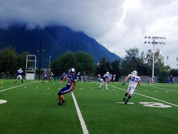 Borregos Monterrey prepara su segundo compromiso