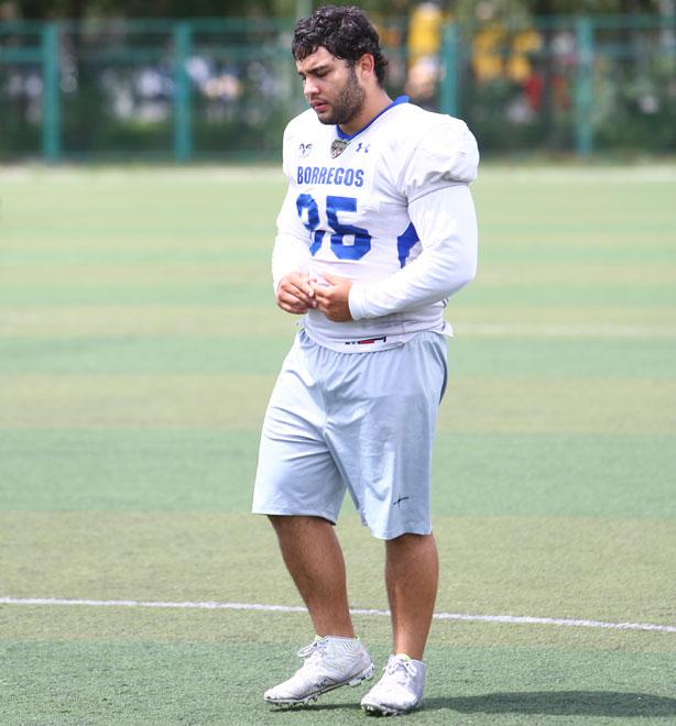 Andrés García con una gran responsabilidad en la temporada