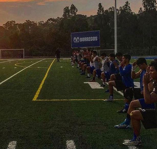 Los Borregos Puebla entrenan desde temprano