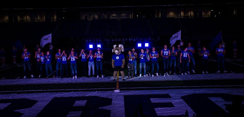 Se hizo la presentación de los equipos representativos en Monterrey