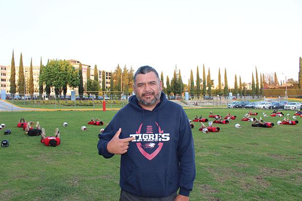 Head Coach Guillermo Vázquez
