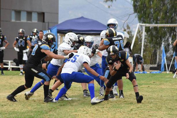Borregos León vs. Guerreros Jaguar SuBiré