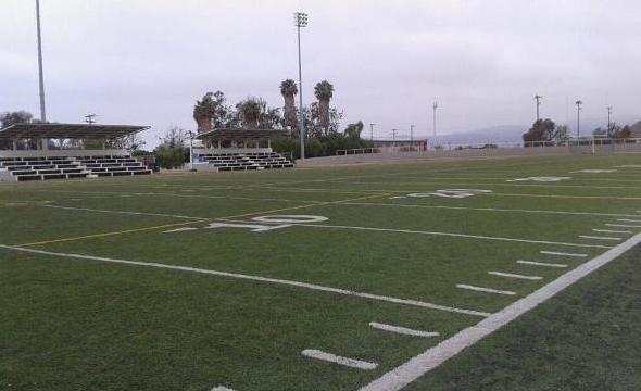 Unidad Deportiva Valle Dorado