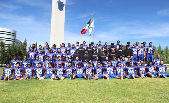 Borregos Puebla