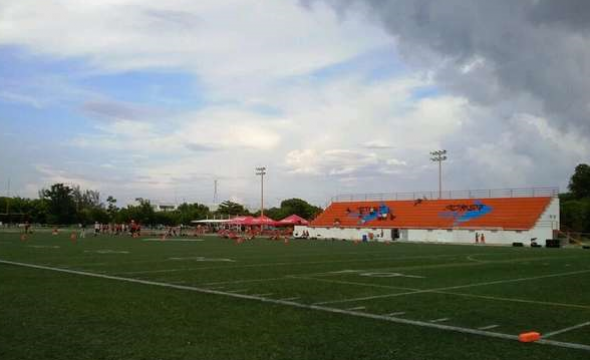 Estadio Coliseo Maya