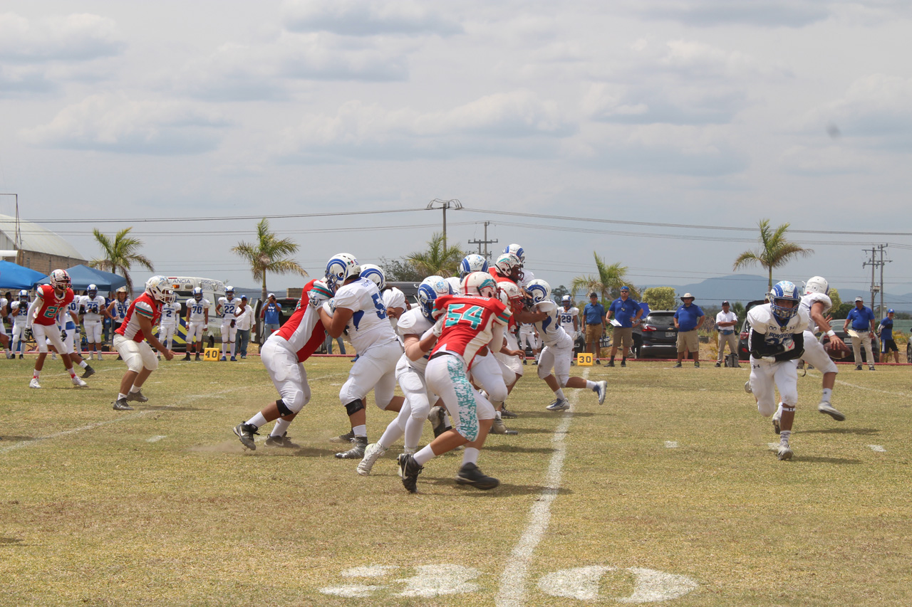 Temporada Juvenil 2019: Mandriles Stratford vs. Borregos Puebla