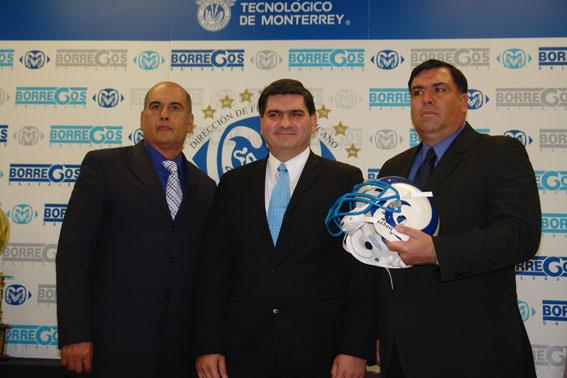 Nuevo Head Coach en los Borregos Monterrey