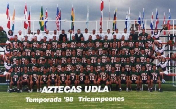 Reconoce Aztecas a jugadores históricos