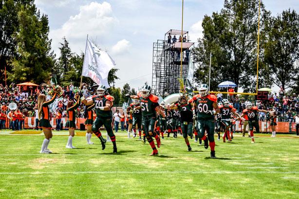 Aztecas de la UDLAP busca posibles refuerzos