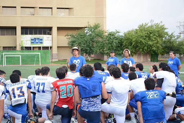 Esta tarde la Selección CONADEIP U-17 debuta en Chihuahua