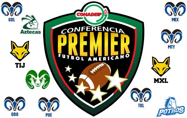 Listo el calendario de la temporada 2018 de la Conferencia Premier