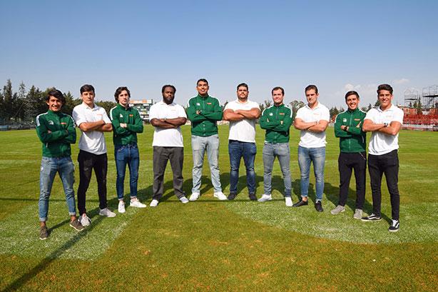 Aztecas viajan a Monterrey para integrarse a la Selección CONADEIP