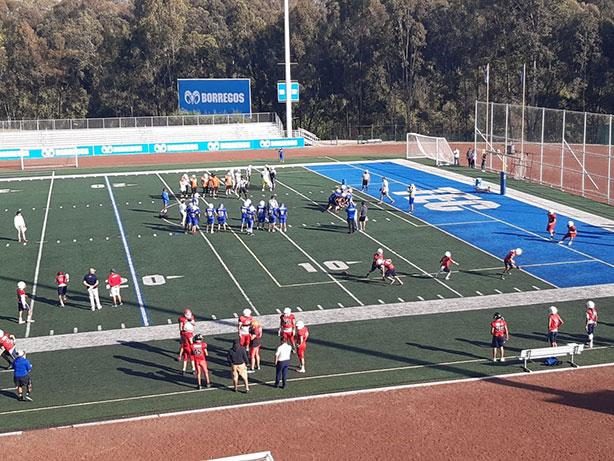 El Torneo 7 on 7 vs Juvenil se llevó a cabo en el Tec Puebla