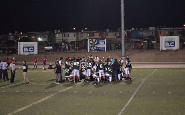 Cimarrones Ensenada venció a San Diego Thundercats