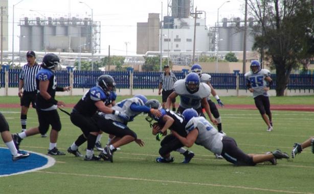 Borregos Santa Fe venció a los Borregos Tampico