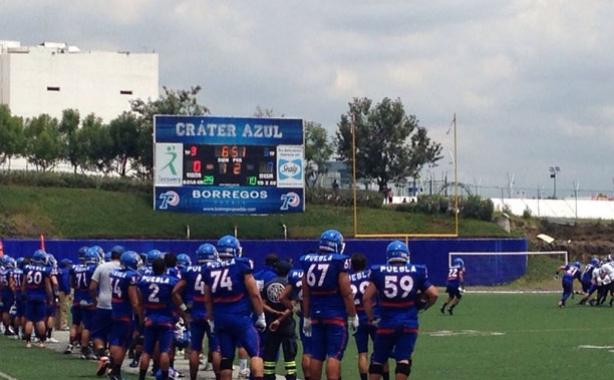Borregos Puebla venció sin problemas a Santa Fe