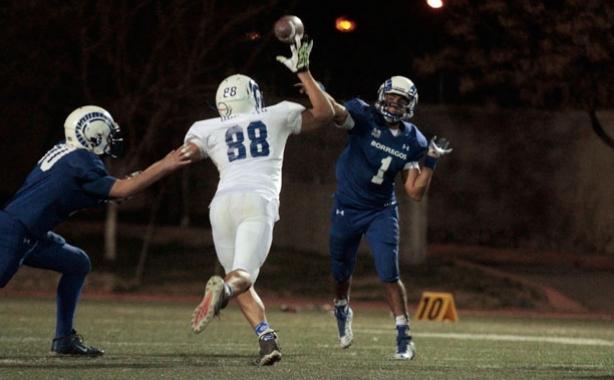 Sergio Campos quarterback tuvo una destaca actuación