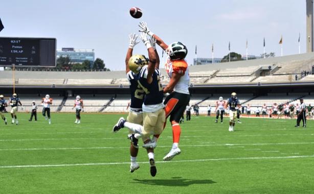Aztecas superaron ofensivamente a los Pumas de la UNAM