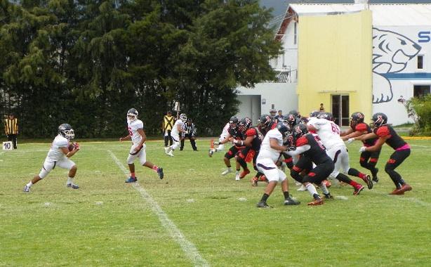 Tigres Blancos dio un gran susto a los Leones de la UAMN