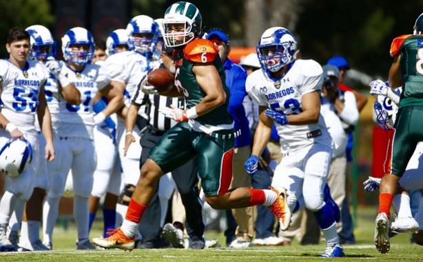 Aztecas de la UDLAP vino de atrás en el último cuarto para ser campeón