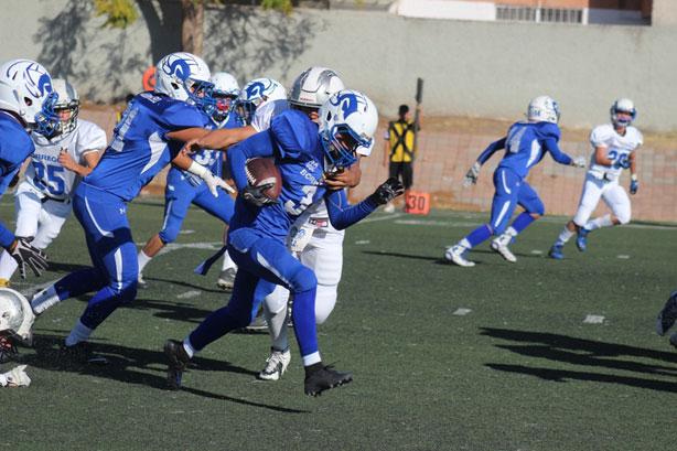 Borregos Querétaro logra su primer triunfo