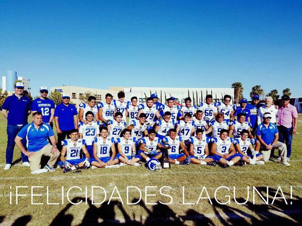 Borregos Laguna campeones grupos Bajío-Oriente