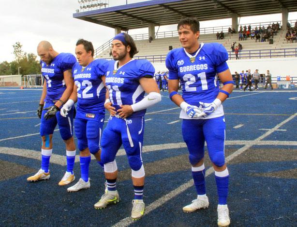 Borregos Toluca termina con tres viectorias en fila