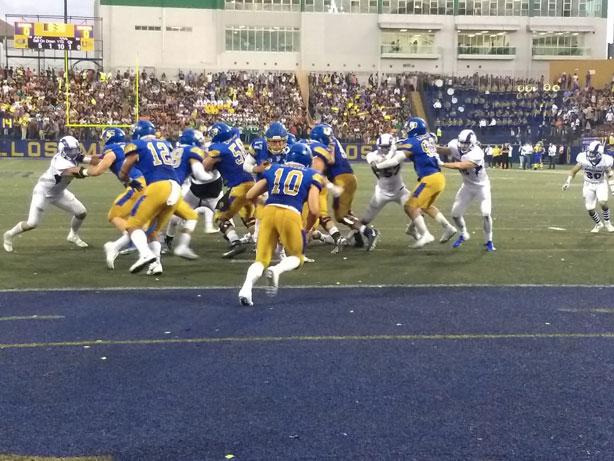 Los Borregos Monterrey nulificaron el ataque de los Tigres