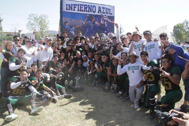 Guerreros del COBACH campeones 2019
