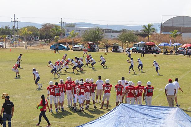 Tigres Blancos se llevó la victoria en el Deshuesadero