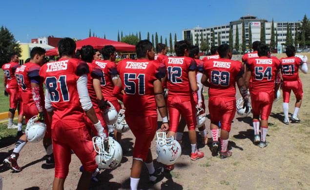 Los Tigres Blancos de la UMAD buscan nuevo talento