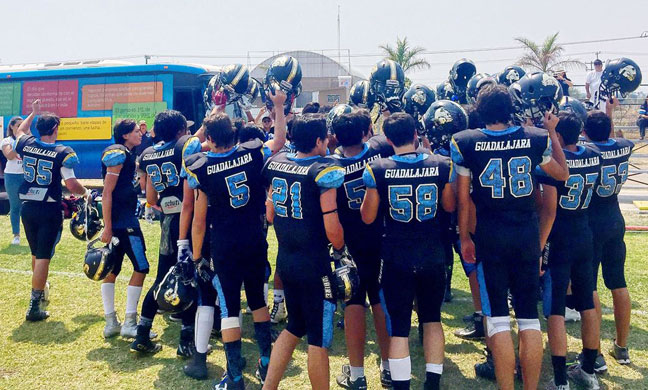 Los Guerreros Jaguar buscan nuevo talento