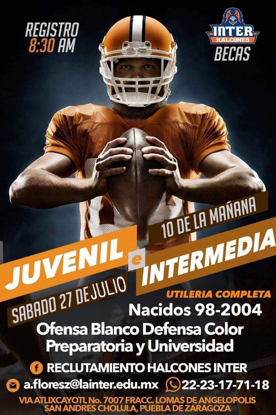 Try Out Halcones Inter