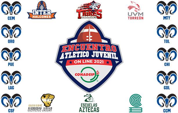 Todo listo para la segunda semana del Encuentro Atlético OnLine